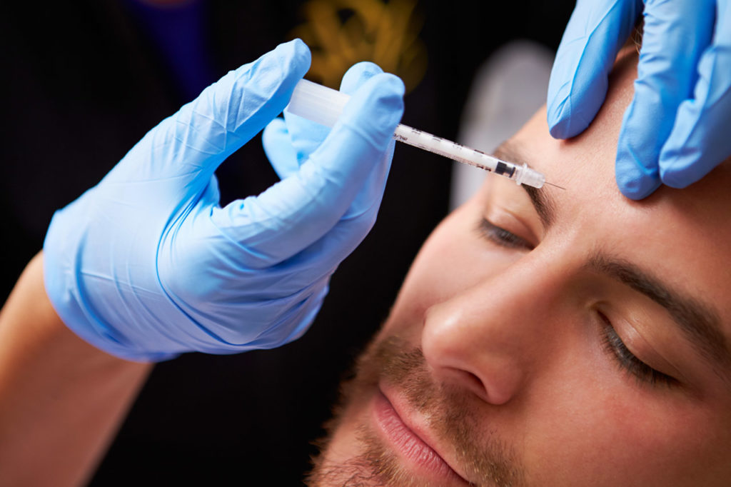 Botox for Men and Women at Joli Med Spa