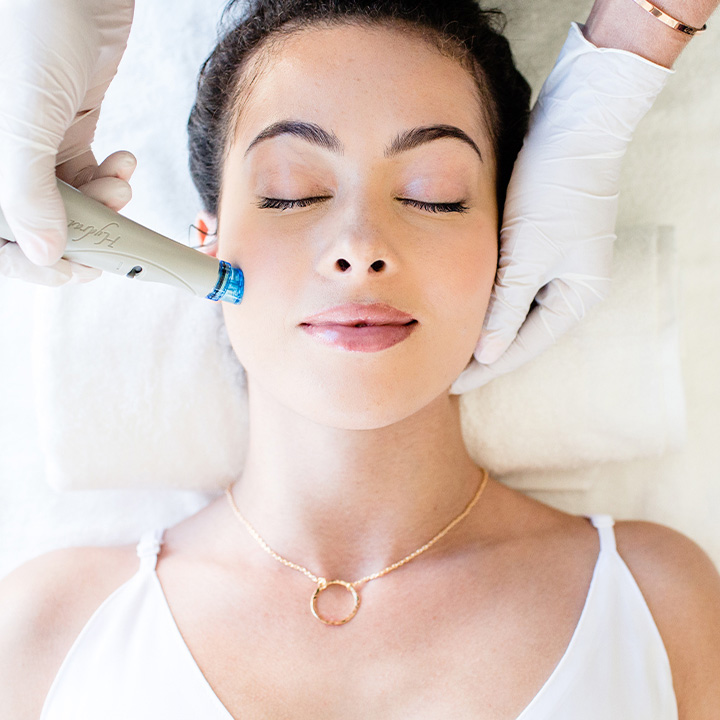 Hydrafacial at Joli Med Spa