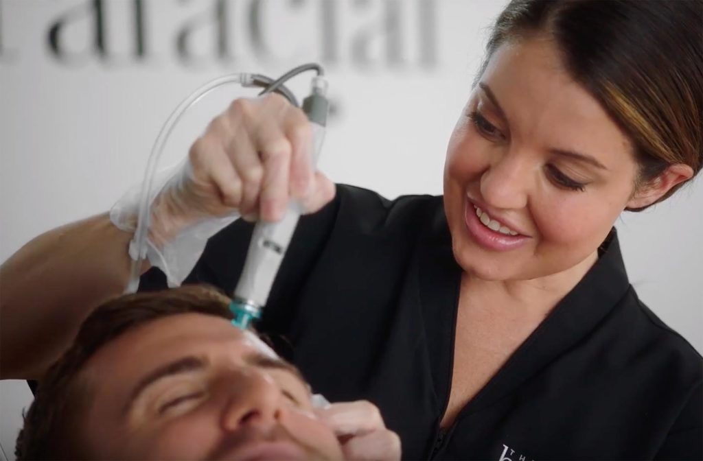 Hydrafacial for Men and Women