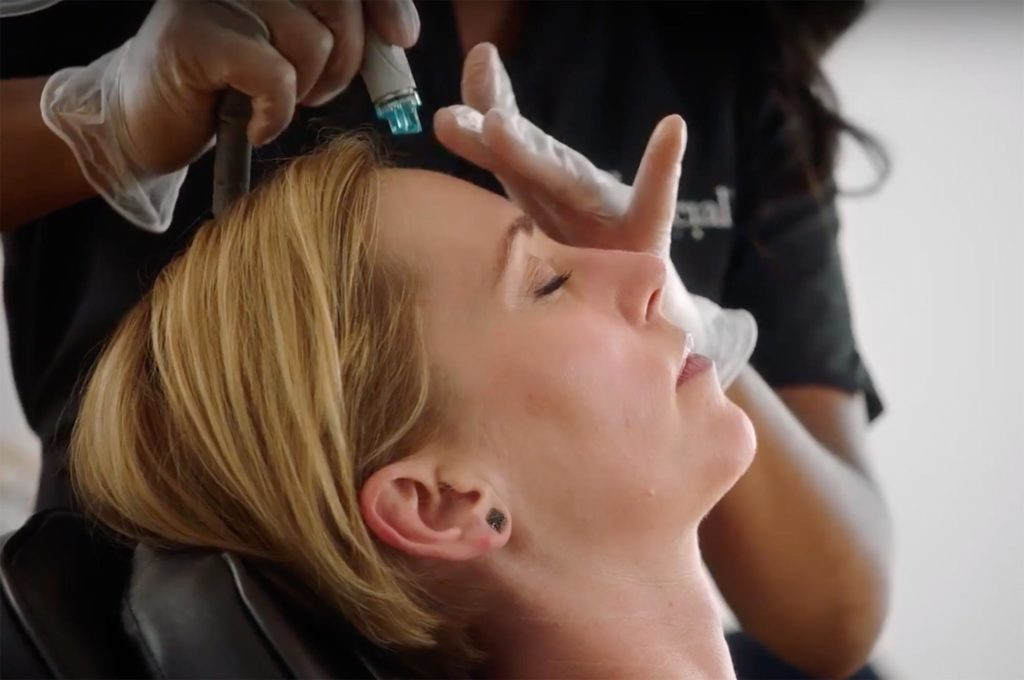 Hydrafacial Skincare Treatment
