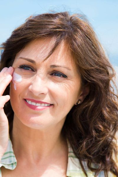 Repair and Reverse Sun Damage with Sunscreen