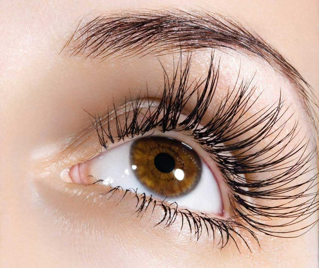 Eyelash Tinting at Joli Medical Spa