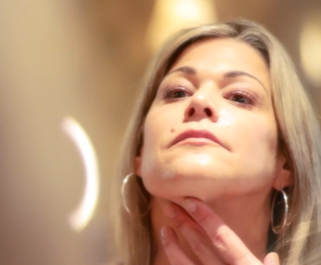 Ultherapy to Tighten the Neck and Chin Areas